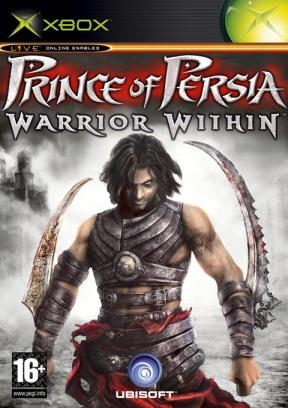 Prince of Persia Spirito Guerriero Xbox Cover