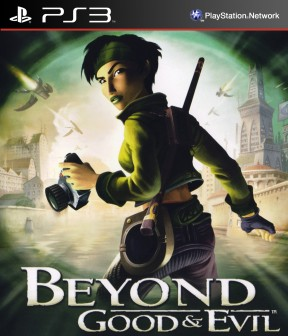 Beyond Good & Evil PS3 Cover