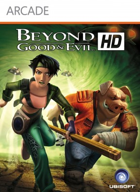 Beyond Good & Evil Xbox 360 Cover