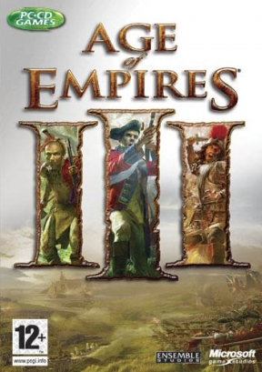 Age of Empires 3 PC Cover