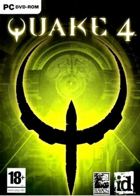 Quake IV PC Cover