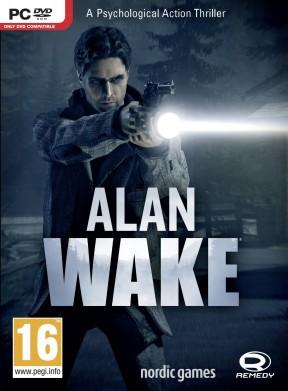 Alan Wake PC Cover