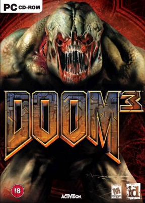 Doom 3 PC Cover