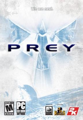 Prey (2006) PC Cover