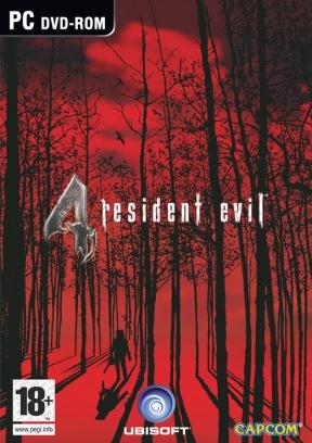 Resident Evil 4 PC Cover
