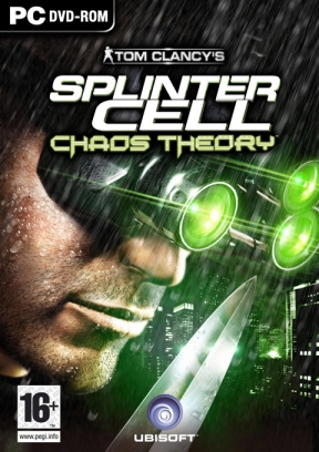 Splinter Cell: Chaos Theory PC Cover
