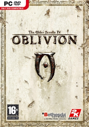 The Elder Scrolls IV: Oblivion PC Cover
