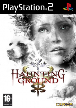 Haunting Ground PS2 Cover