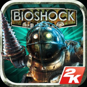 Bioshock iPhone Cover