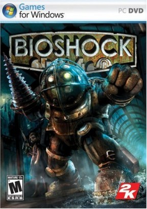 Bioshock PC Cover