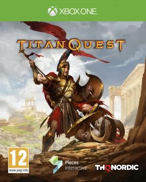 Titan Quest Xbox One Cover
