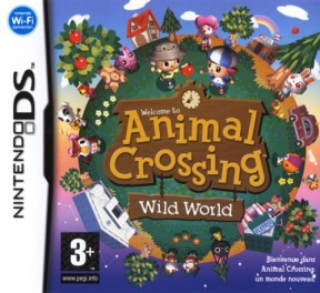 Animal Crossing: Wild World Nintendo DS Cover