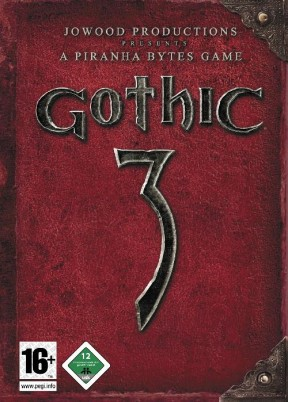 Gothic III PC Cover