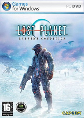 Lost Planet Extreme Condition PC Cover