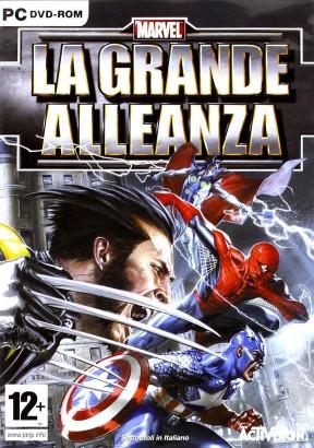 Marvel: La Grande Alleanza PC Cover
