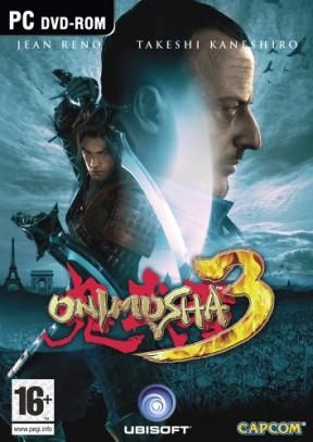Onimusha 3: Demon Siege PC Cover