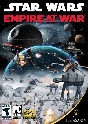 Star Wars: Empire at War PC Cover