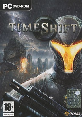 TimeShift PC Cover
