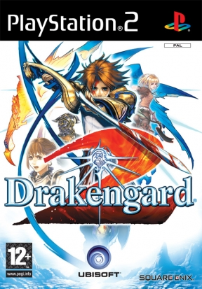 Drakengard 2 PS2 Cover