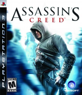 Assassin's Creed PS3 Cover