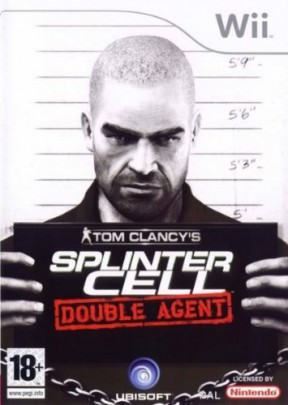 Splinter Cell: Double Agent Wii Cover