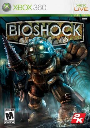 Bioshock Xbox 360 Cover