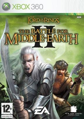 La Battaglia per la Terra di Mezzo 2 Xbox 360 Cover