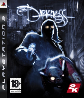 The Darkness PS3 Cover