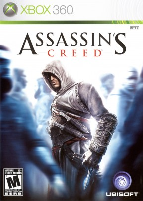 Assassin's Creed Xbox 360 Cover