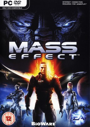 Mass Effect PC Cover