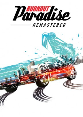 Burnout Paradise Xbox One Cover