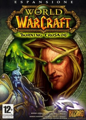 World of Warcraft: The Burning Crusade PC Cover