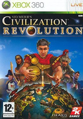 Civilization Revolution Xbox 360 Cover