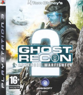 Ghost Recon Advanced Warfighter 2 PS3 Cover