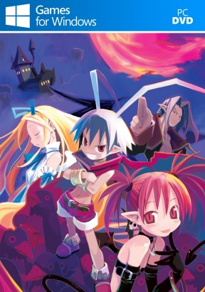 Disgaea: Afternoon of Darkness PC Cover