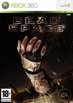 Dead Space Xbox 360 Cover