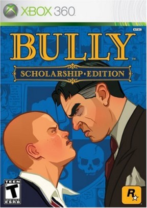Bully: Scholarship Edition Xbox 360 Cover