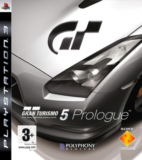 Gran Turismo 5 Prologue PS3 Cover