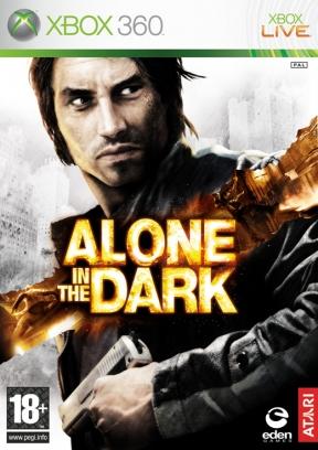 Alone in the dark Xbox 360 Cover