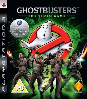 Ghostbusters: The Video Game PS3 Cover