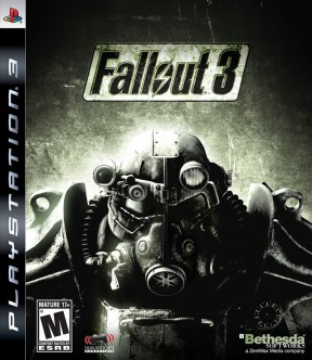 Fallout 3 PS3 Cover