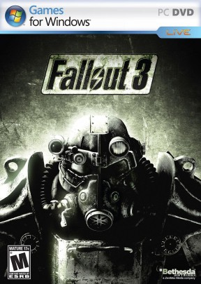 Fallout 3 PC Cover