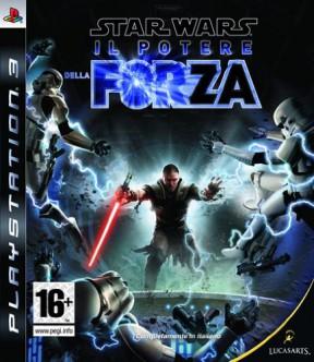 Star Wars: Il Potere Della Forza PS3 Cover
