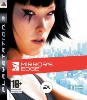 Mirror's Edge PS3 Cover