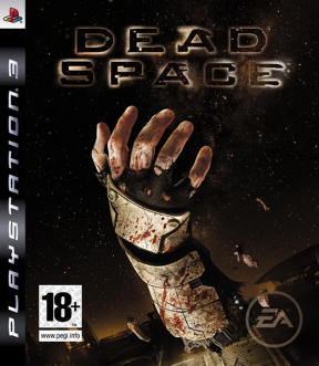 Dead Space PS3 Cover