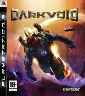 Dark Void PS3 Cover