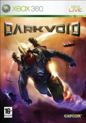 Dark Void Xbox 360 Cover