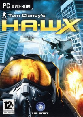 Tom Clancy's H.A.W.X. PC Cover