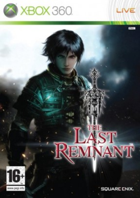 The Last Remnant Xbox 360 Cover