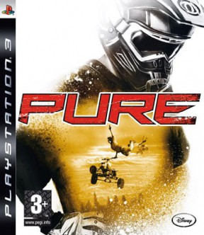Pure PS3 Cover